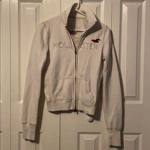 Hollister Full Zip sweatshirt